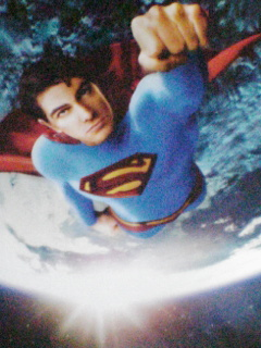 スーパーマンの謎♪