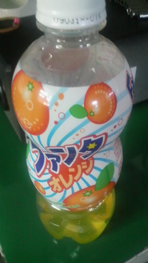 ファンタだ〜\(^o^)/