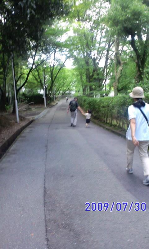 北千里のマンション近くの公園です♪〜θ(^0^ )