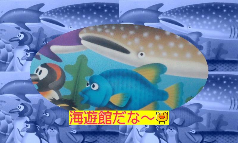 海遊館ですわ〜(^O^)