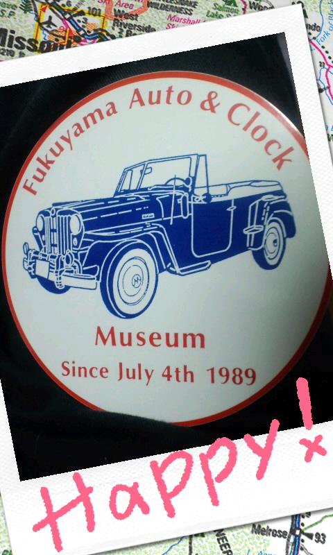 車博物館だっけ(・◇・)?