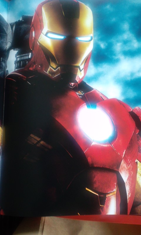 【アイアンマン2】見たぜ!(b^ー°)