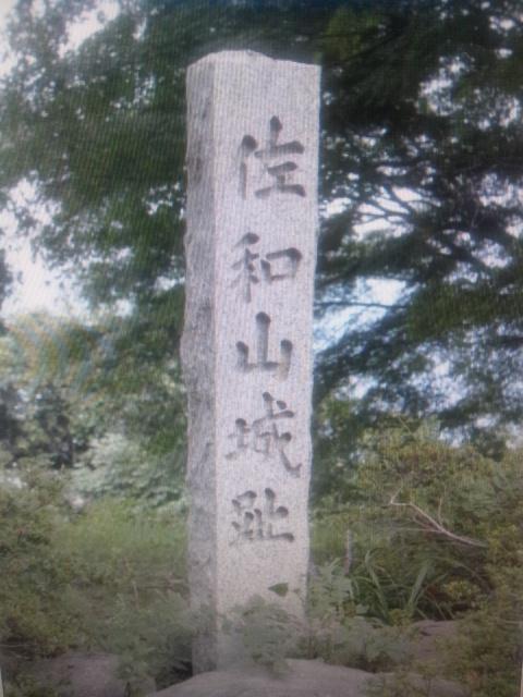 佐和山城跡へ行ってきましたわd=(^o^)=b