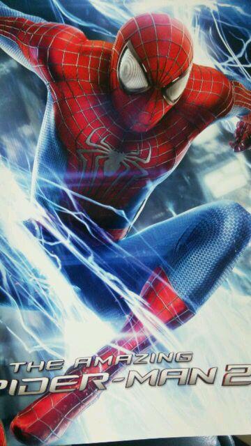 アメージングスパイダーマン2(*^▽^)/★*☆♪