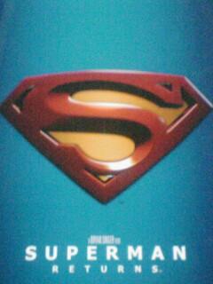 スーパーマンなりたいよ〜(^∀^)ノ